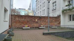 Mur getta przejdzie remont