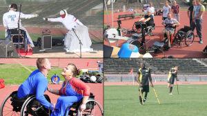 Crossfit na wózkach, futbol o kulach