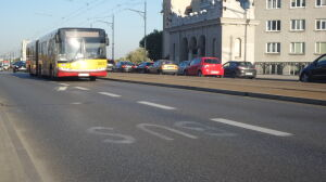 Motocykle na buspasach: ZTM nie chce, nawet na próbę