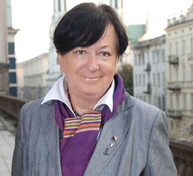Barbara Jezierska, Wojewódzka Konserwator Zabytków Facebook.com/Barbara-Jezierska