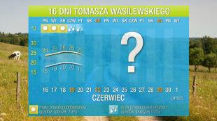 Pogoda na 16 dni: upał nie wróci. Chłodny początek lata