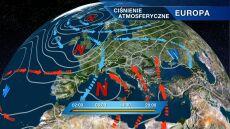 Ukraiński wyż zapewnia nam niezłą pogodę