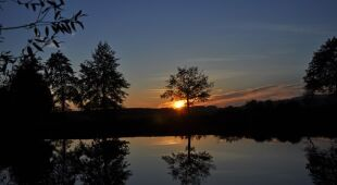 Październikowe słońce (Kontakt Meteo)