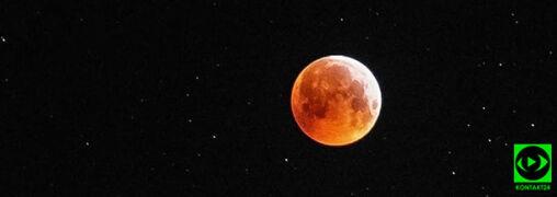 Krwawy superksiężyc na Waszych zdjęciach