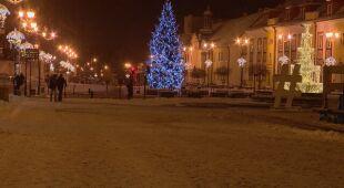 Zimowa aura w Białymstoku