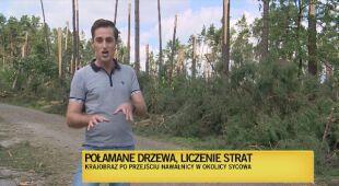 Nawałnica w Sycowie